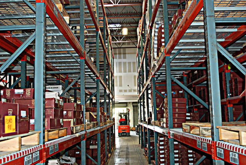 Almacén logistico en MIami